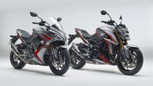 Suzuki GSX-S1000 and GSX-S1000F Yoshimura special edition unveiled in UK