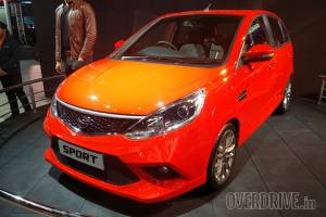 2016 Auto Expo: Tata Motors to spin off a new sports division