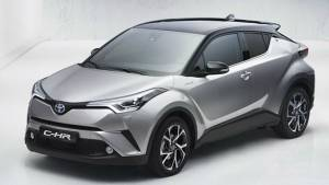 Toyota C-HR spotted: Three things we definitely know about this crossover