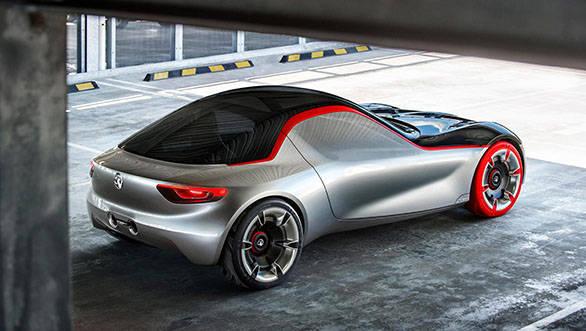 Vauxhall GT