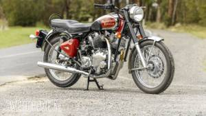 Carberry reveals new India-made Royal Enfield V-twin engine