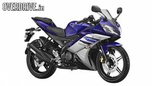 Yamaha R15 version 2.0 with new colours launched in India at Rs 1.18 lakh