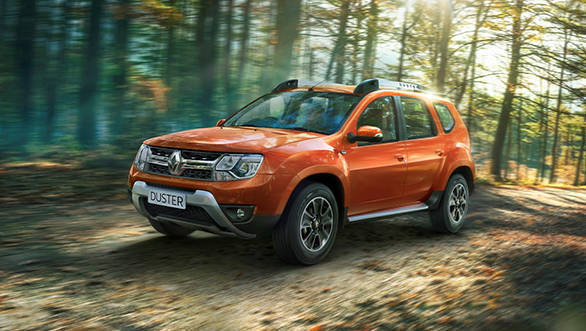 2016 Renault Duster AMT 1