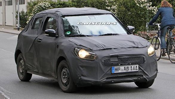 2017 Maruti Suzuki Swift (2)