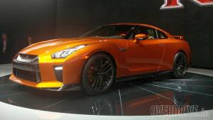 Image gallery: 2017 Nissan GT-R