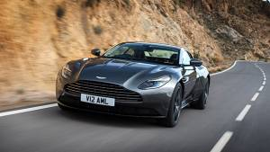 Aston Martin DB11 launched in India at Rs 4.27cr