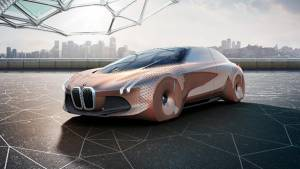 BMW reveals Vision Next 100 concept to celebrate 100 years of existence