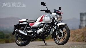 Bajaj V12 launched in India at Rs 56,283