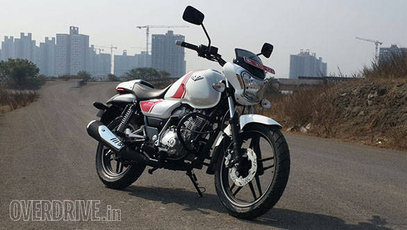Bajaj V15 first ride review