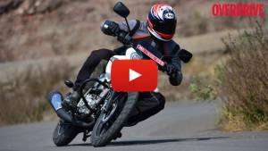 Video: Bajaj V15 first ride review