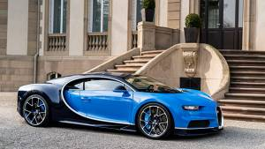 Video Worth Watching: Bugatti Chiron manufacturing process