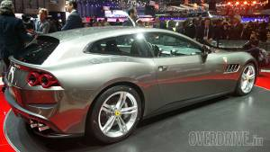2016 Geneva Motor Show: Ferrari GTC4Lusso image gallery