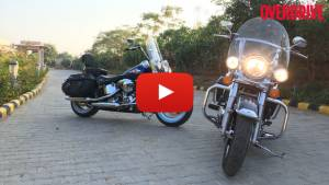 Video review: 2016 Harley-Davidson 1200 Custom, Softail Heritage Classic and Road King
