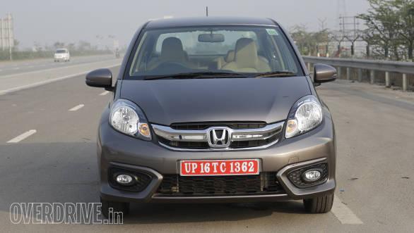 Honda Amaze facelift (1)