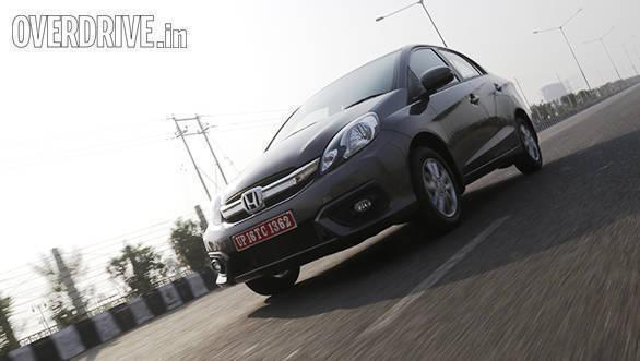 Honda Amaze facelift (15)
