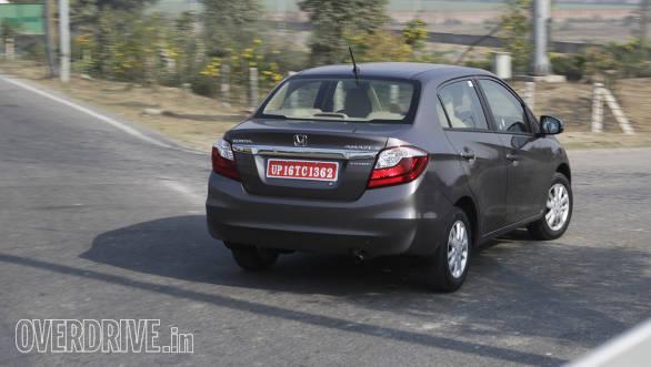 Honda Amaze facelift (18)