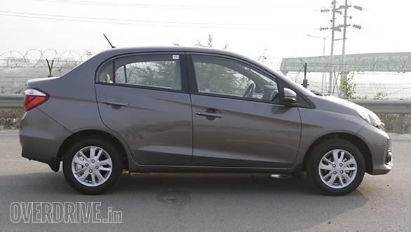 Honda Amaze facelift (4)