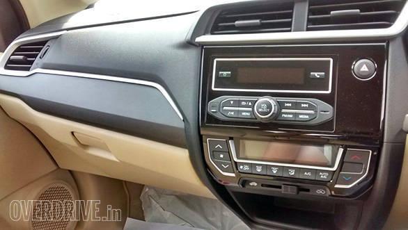 Honda Amaze facelift (7)