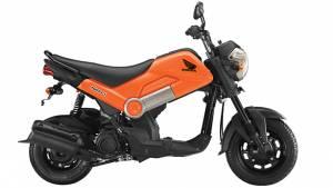 Honda Navi dispatches start in India