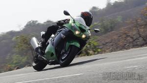 2016 Kawasaki Ninja ZX-14R road test review