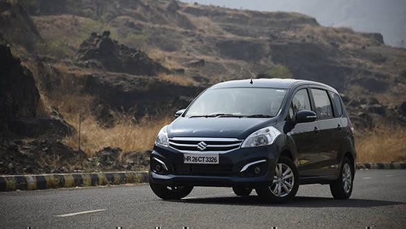 Maruti Suzuki Ertiga 2019 Price Mileage Reviews Specification