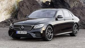 2016 New York Motor Show: Mercedes-AMG E 43 4Matic to be powered by 401PS V6