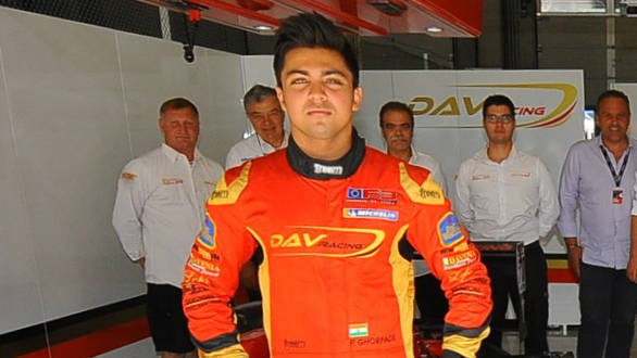 Parth Ghorpade will compete in the 2016 European Le Mans Series with Algarve Pro Racing