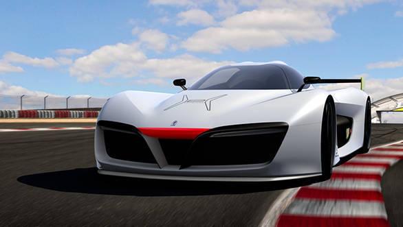 Pininfarina H2 Speed concept (1)