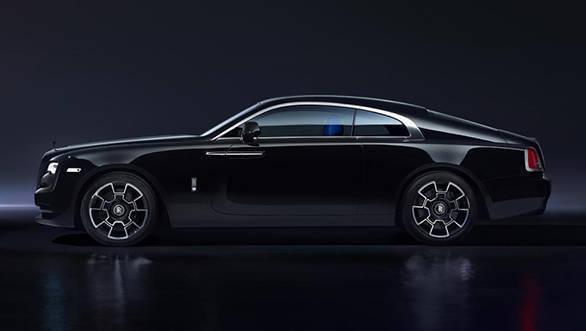 Rolls Royce Black Badge eleven