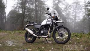 2016 Royal Enfield Himalayan first ride review