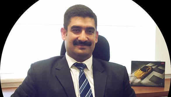 Sameer Kalra, national head of sales, Lease
