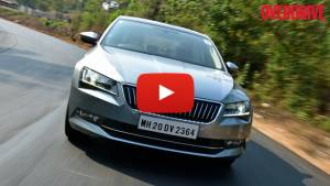 Video: 2016 Skoda Superb first drive review