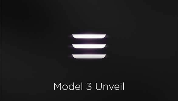 Tesla Model3 reveal