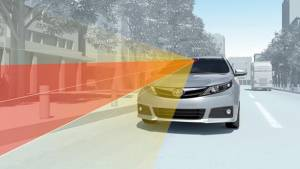 Toyota and Lexus to offer automated emergency braking as standard by 2017