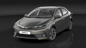 2017 Toyota Corolla Altis to be launched in India in March