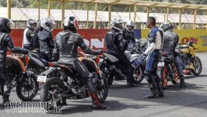 2019 OVERDRIVE-Indimotard TWO Riding School dates out