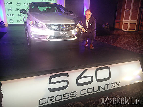 Volvo S60 CrossCountry launch (2)