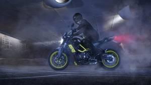 Image gallery: 2016 Yamaha MT-07 Moto Cage