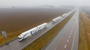 Autonomous fleet of trucks complete 2000+km excursion across Europe