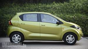 Datsun Redi-Go 1.0L AMT to launch in India by early 2018