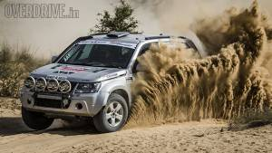 2016 Maruti Suzuki Desert Storm: Suresh Rana takes the lead in Xtreme Category after Leg 5