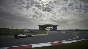 F1 2016: Rosberg on pole at Chinese GP