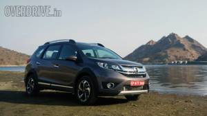 2016 Honda BR-V first drive review (India)