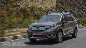 Image gallery: Honda BR-V first drive review