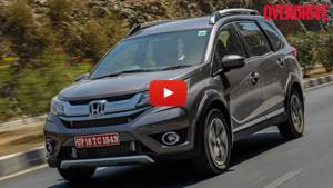 Video: Honda BR-V - First Drive Review (India)