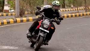 Honda Navi - Quick Review - Video