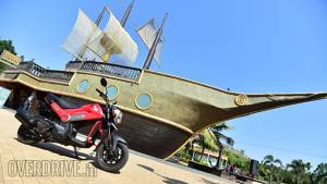 Image gallery: Honda Navi first ride review