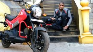 Honda Navi - Road Test Review - Video