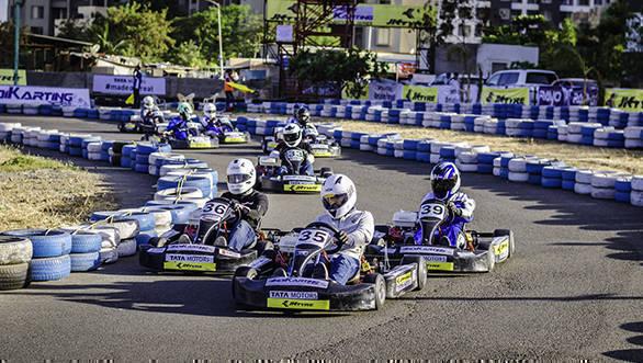 JK Tyre IndiKarting National Series_Pune (3)