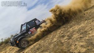 2016 Maruti Suzuki Desert Storm: Shifting sands